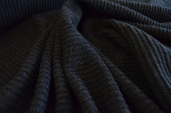 VZOREK - Dark Grey Knitted Line